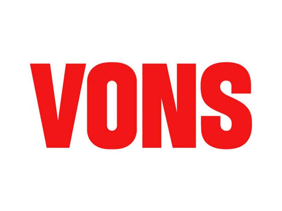 Vons.com Code