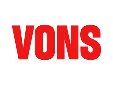 Vons.com logo