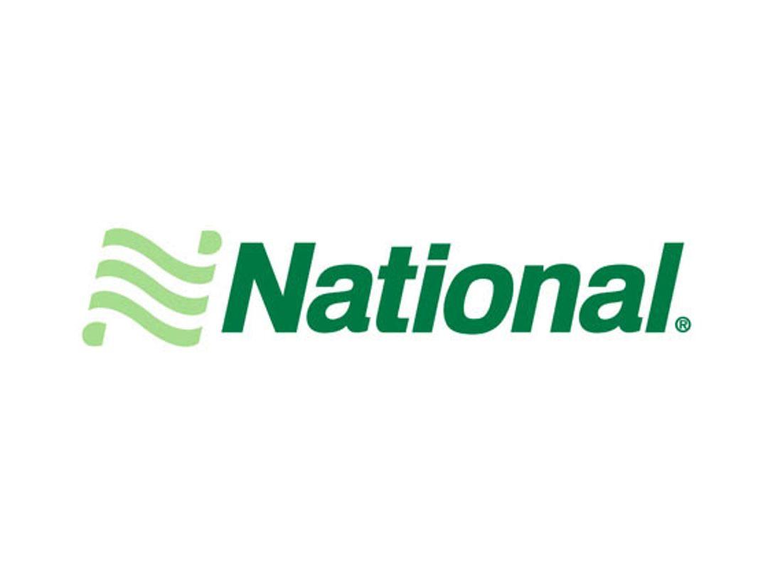 National Car Rental Code