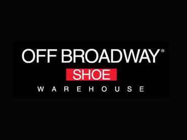 Off Broadway Shoes logo