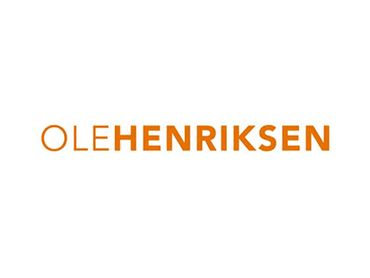 Ole Henriksen logo