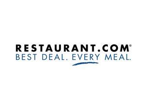 Restaurant.com Coupon